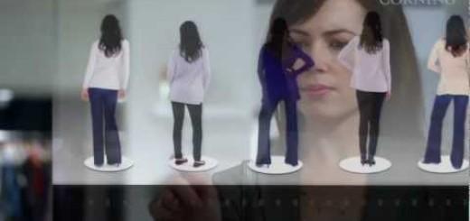 """""""Dan od stakla"""" – budućnost touchscreen-a"""