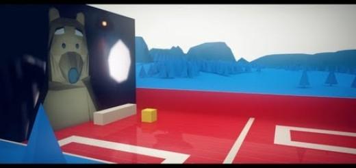 CubeSlam, igrajte Pong samo uz pomoć Google Chrome brauzera