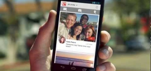 Google+ u reklami savršen za druženja