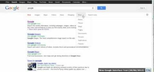 Google će izgleda opet menjati izgled pretrage