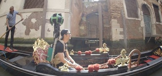 Google street view dostupan u Veneciji