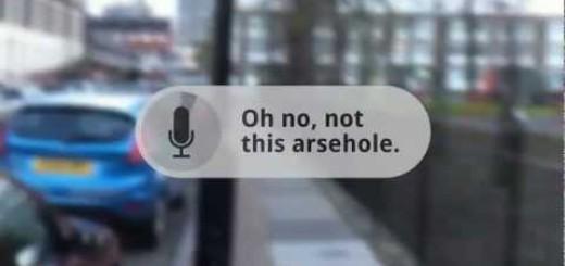 Parodija na Google naočare :)