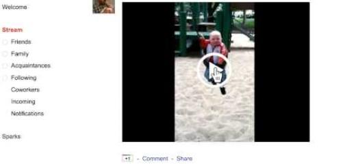 Preko 35 video klipova sa uputstvima za Google+ društvenu mrežu !