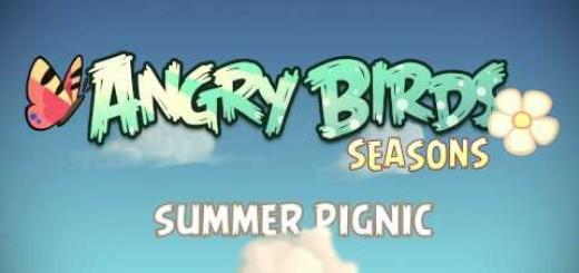 Stiže letnji dodatak za Angry birds