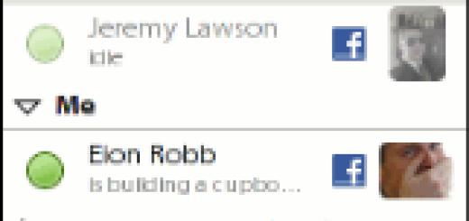 Kako da se dopisujete na Facebooku preko Pidgina?