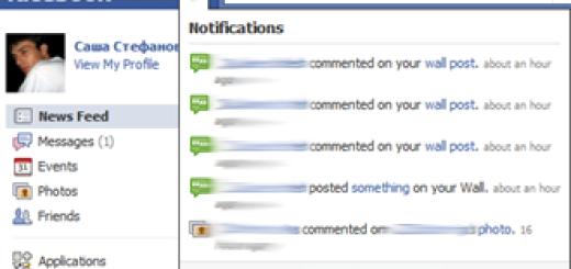 Facebook obaveštenja preko Google Readera