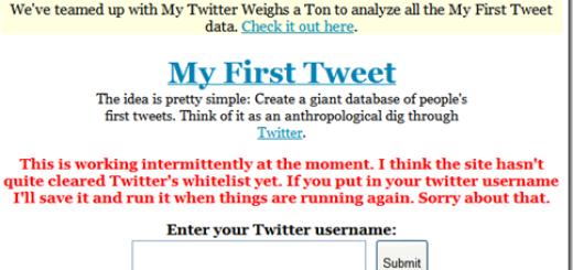 Kako da proverite vaš prvi tweet ?