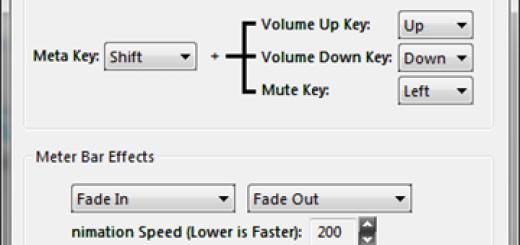 Kako da stišate ili pojačate zvuk uz pomoć tastature?