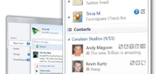 Izašao Trillian 5 beta !