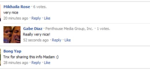 Facebook će uskoro omogućiti glasanje za komentare