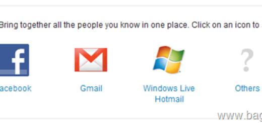 Kako da dodate Facebook prijatelje u Yahoo mail ?
