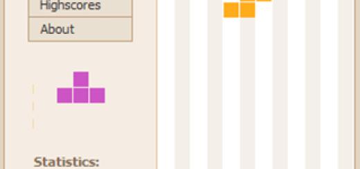 Igrajte tetris u Google Chrome
