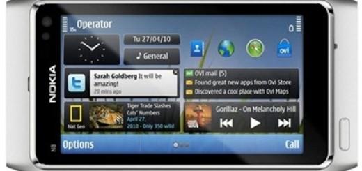 Konačno objavljena Nokia N8!