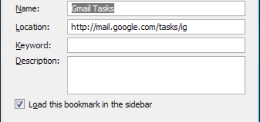 Dodajte Gmail Tasks u Firefox sidebar