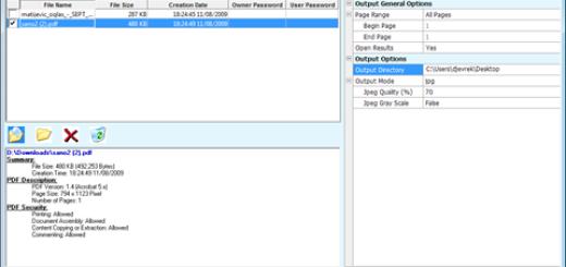 Kako da izvadite slike iz PDF dokumenta ?