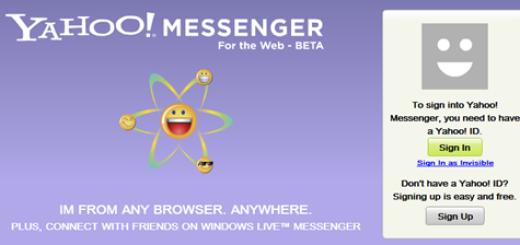 Kako da koristite Yahoo messenger bez instalacije programa