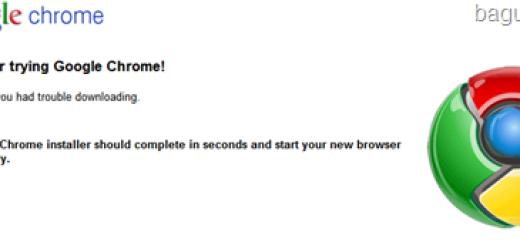 Kako da preuzmete Google Chrome full instaler ?