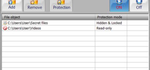 Kako da sakrijete/zaključate direktorijum ili fajl ?