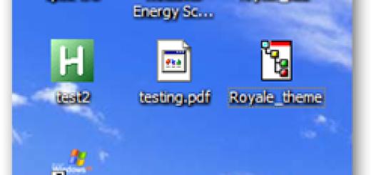 Kako da smanjite vaše desktop ikonice ?