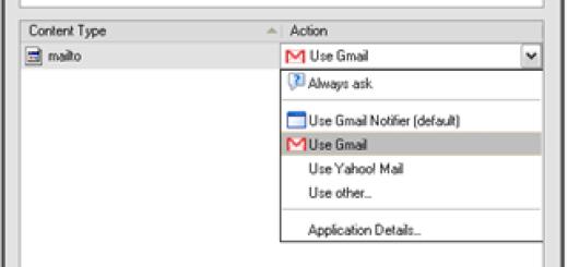 Kako da postavite gmail kao osnovni klijent za poštu u Firefoxu?