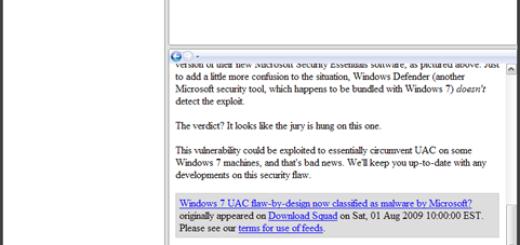 Kako da čitate Google Reader sa desktopa ?