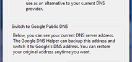 Kako da koristite Google DNS?