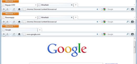 Zanimljivi Firefox trikovi