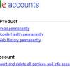 Gašenje Gmail, Live ili Yahoo naloga