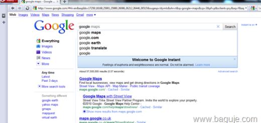 Kako da omogućite Google Instant na Operi ?
