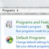 Kako da dodate ili uklonite igre iz Windows 7