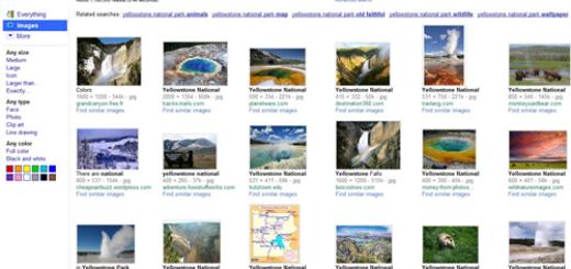 Google uveo novi izgled za pretragu slika!