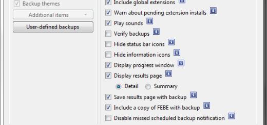 Kako da bekapujete Firefox dodatke i podešavanja ?
