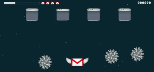 Zanimljiva HTML5 gmail igrica