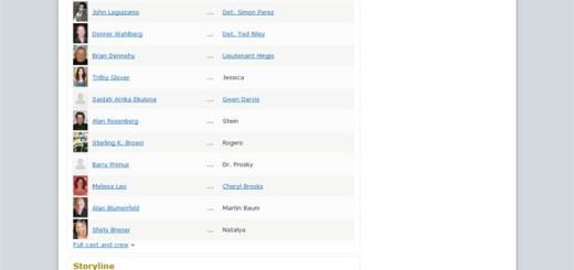IMDB.com redizajnirao sajt.