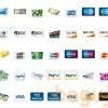 Ikonice – Novac, Kreditne kartice, PayPal