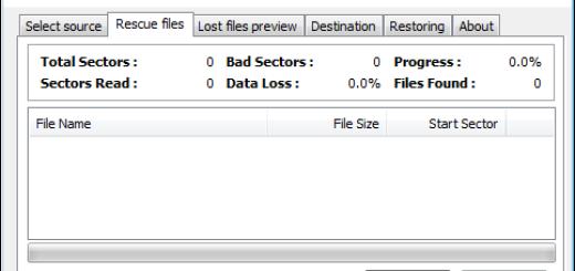 Kako da vratite obrisane fajlove sa hard diska ?