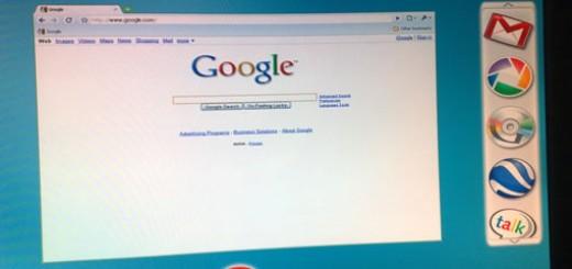 Uskoro stiže Google Chrome OS (Operativni Sistem)
