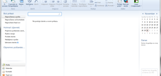 Kako da instalirate Windows Live Mail 2011?