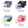 Praznične teme za Windows 7
