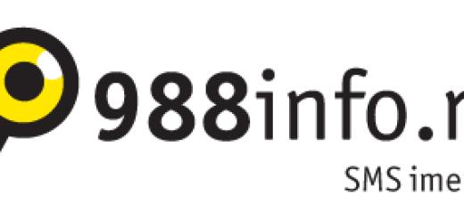 [988] Saznajte broj telefona putem SMS-a