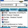 Bolt – Veb brauzer za mobilni telefon