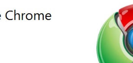 Stabilna verzija Google Chrome veb brauzera 8.0