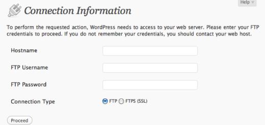 Update WordPressa i plugina bez FTP podataka ?