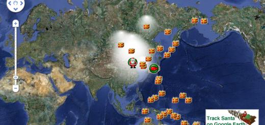 Deda Mraz je krenuo, pratimo ga !