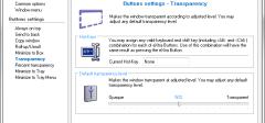 Dodatni funkcionalni dugmići Windows programima