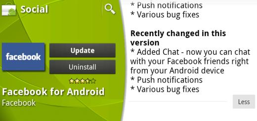 Poboljšan Facebook za Android telefone !
