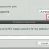 Kako da zaštitite sačuvane lozinke u Firefoxu ?