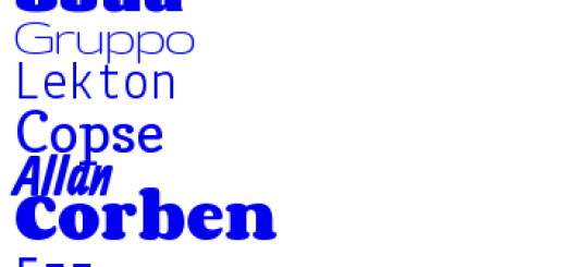 Google predstavio 21 novi font za praznike