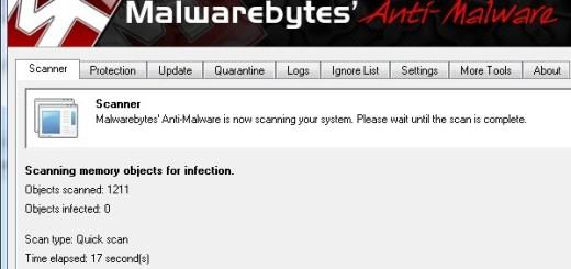 Malwarebytes 1.5 još brži i sigurniji