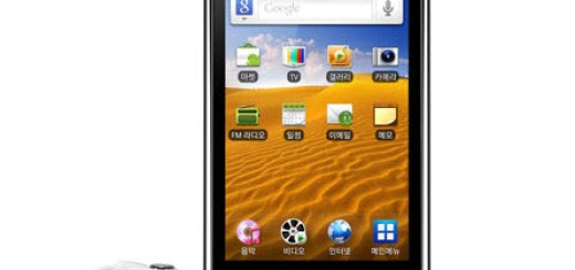 Samsung predstavio novi Android telefon, Galaxy Player